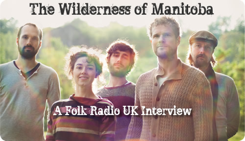 The Wilderness of Manitoba Interview
