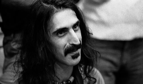 Frank Zappa's catalogue available digitally for the first time